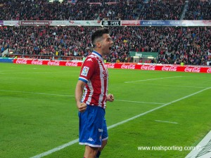 Jugador VAVEL de abril del Sporting: 3° clasificado, Jony