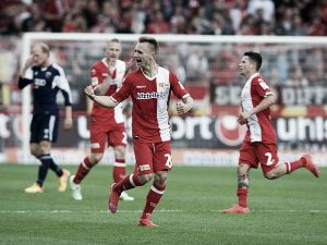 1. FC Union Berlin 2-2 FC Ingolstadt 04: Jopek's spectacular brace slows Schanzer's Bundesliga charge
