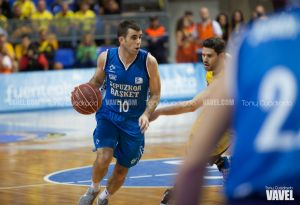 Gipuzkoa Basket - CAI Zaragoza: a redondear la primera vuelta
