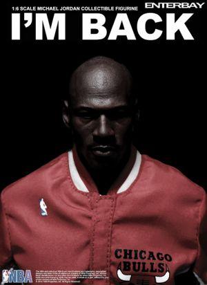 """20 años del """"I'm back"""" de Michael Jordan"""