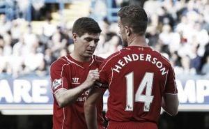 Jordan Henderson hereda el barco de Steven Gerrard