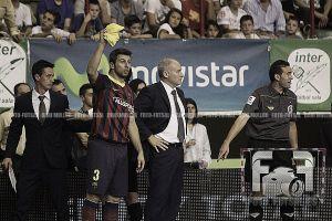Jordi Torras, lejos de continuar en el FC Barcelona Alusport