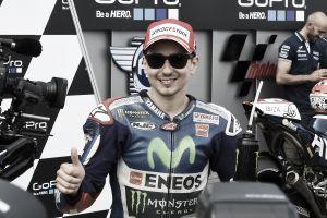 """Jorge Lorenzo: """"No ha sido nuestro día, nuestros rivales tuvieron una mejor moto"""""""