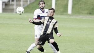 El centrocampista Jorge García, primer fichaje de la Deportiva
