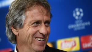 Lo Sporting Lisbona perde in casa della Juventus. Le parole del tecnico Jorge Jesus