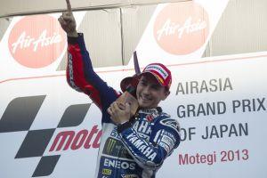 """Lorenzo: """"Che soddisfazione vincere in casa Honda"""""""
