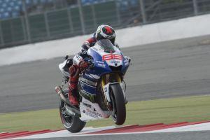 Silverstone, Lorenzo é il piú veloce nelle libere 2