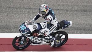 Moto3 - Pole pazzesca di Martin ad Aragon, spunto di Bastianini