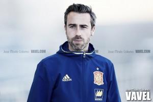 """Jorge Vilda: """"Cada vez tenemos más complicado decidir las 23 que irán a la Eurocopa"""""""