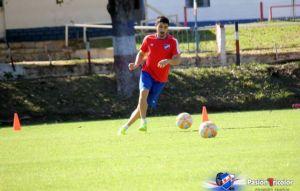 Nacional goleó a Progreso en Los Céspedes