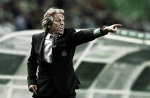 """Jorge Jesús: """"La obligación de ganar es parte de estar en el Sporting CP"""""""