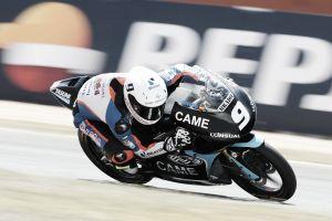 Jorge Navarro disputará el Mundial de Moto3 con el equipo Marc VDS Racing