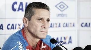 """Jorginho reconhece partida ruim do Bahia, mas ressalta: """"Temos condição de melhorar"""""""