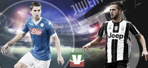 Verso Napoli - Juventus: la sfida si decide nel mezzo