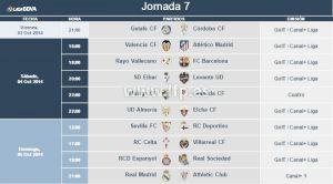 El Granada ya conoce horarios para las jornadas 7 y 8