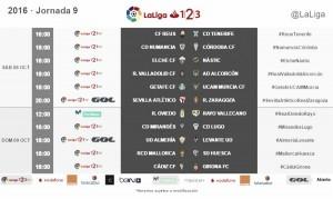 Fecha y hora para el Oviedo vs Rayo de la novena jornada de Segunda