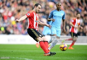 John O'Shea insists Sunderland are in control of their Premier League fate
