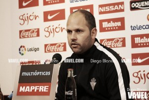 """José Alberto López: """"Queremos jugar un partido que nos haga crecer"""""""