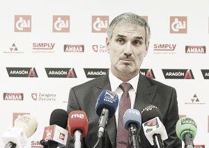 """José Luis Abós: """"El equipo se merece un sobresaliente por su trabajo en defensa y en ataque"""""""