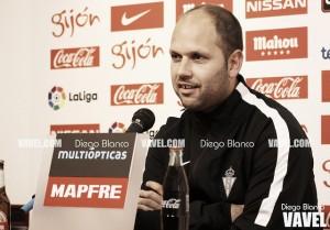 """José Alberto López: """"Ganar en casa y fuera nos permitirá luchar por el primer puesto"""""""