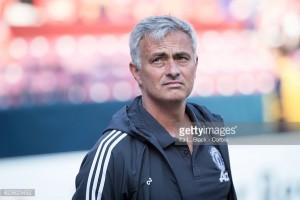 José Mourinho: It's important for Man Utd to lose in pre-season