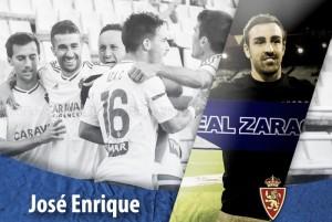 Real Zaragoza 2016/2017: José Enrique