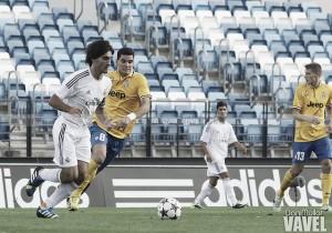 El canterano José León debuta con el primer equipo