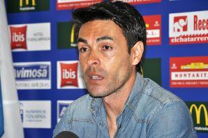 José Luis Navarro no dirigirá al Fuenlabrada la próxima temporada