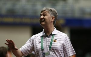 """José Venancio: """"Kike es ya uno de los grandes estandartes de la Selección Española"""""""