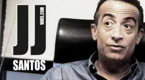 """JJ Santos: """"Cuando uno es periodista por vocación, naces y mueres periodista"""""""