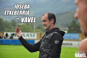"Entrevista. Joseba Etxeberria: ""Tengo ilusión por volver a Lezama, pero quiero ganar"""