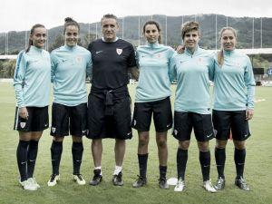 Joseba Agirre: ''Creo que tengo el mejor equipo y debemos aspirar a lo máximo''
