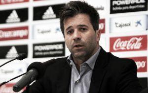 """José Domínguez: """"Sería muy fácil abandonar y decir que no tenía condiciones"""""""