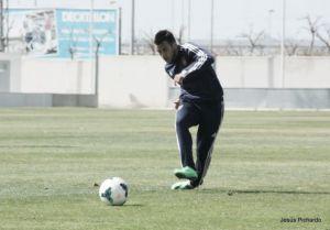 """Joselu: """"Cada partido es una final y no podemos mirar atrás"""""""