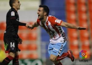 Joselu ya es jugador del Granada