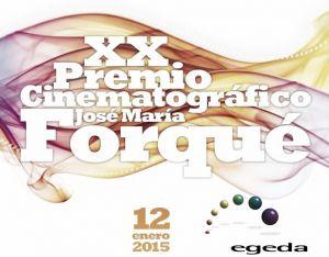 XX edición premios cinematográficos José María Forqué en vivo y en directo online