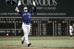 Five homers power Blue Jays to victory over Chris Sale, Red Sox