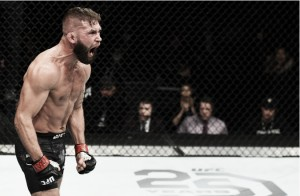 Jeremy Stephens nocauteia Doo Ho Choi em Saint Louis vence segunda seguida no UFC