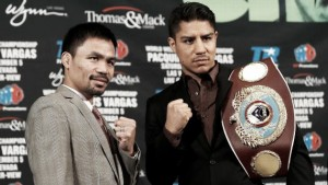Manny Pacquiao vs. Jessie Vargas: Preview