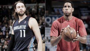 Miami Heat ficha a Josh McRoberts y Danny Granger