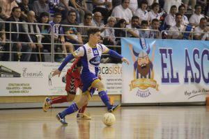 Tarde de goles en el Pabellón Carlos García