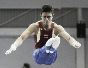 Jossimar Calvo figura en Mundial de Gimnasia