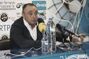 """Josu Uribe: """"El problema somos nosotros, hay inquietud en el equipo"""""""