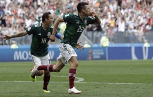World Cup Jour 4 - Mexico madness