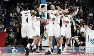 Un Madrid finalista masacra al Joventut a base de triples