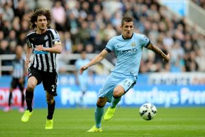 Stevan Jovetić keen to forget first season at Manchester City