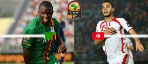 CAN 2015 (Groupe B) Zambie - Tunisie : Review