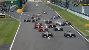 GP Japon : Hamilton rebondit