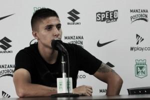 """Juan Pablo Ramírez: """"En Nacional hay que ganar y jugar bien"""""""