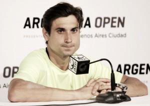 """David Ferrer: """"Sigo disfrutando del tenis"""""""